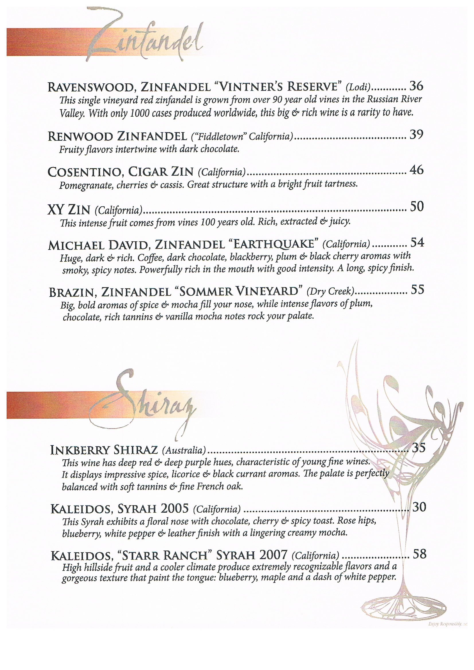 Wine List 2015 pg 6