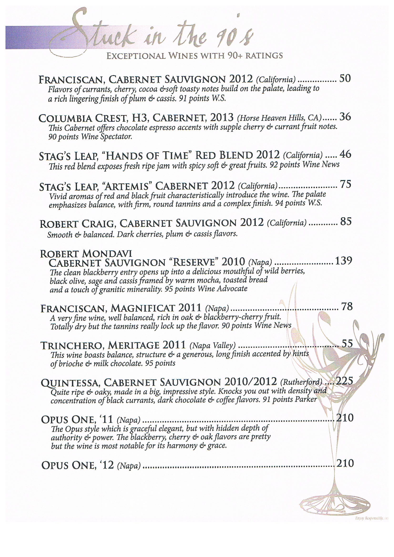 Wine List 2015 pg 9